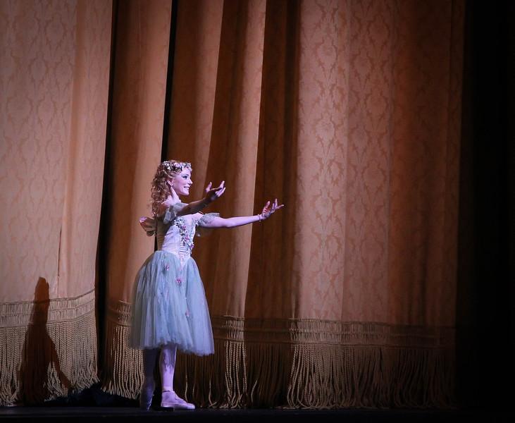 Sarah Lamb, The Royal Ballet, The Dream, June 24, 2015