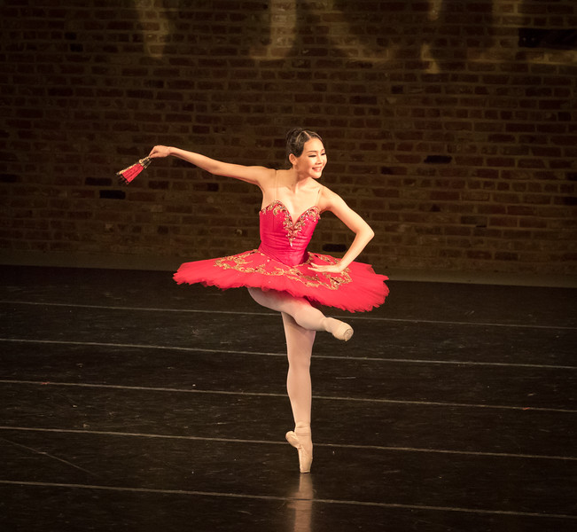 Hee Won Cho, Silver Medalist VKIBC Ballet Competition, April 29, 2016