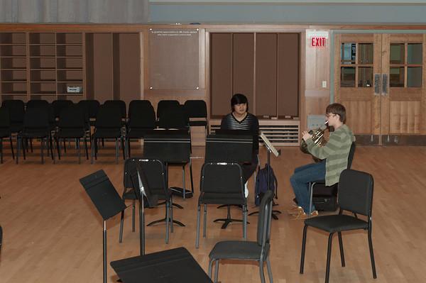 Gould Rehearsal Hall