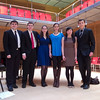 Slavko Popovic, Corbin Stair, Sarah Boxmeyer, Katerina Kramarchuk, Catherine Chen and Niles Watson - Isabella Stewart Gardner Museum, Boston, Massachusetts, March 16, 2014.