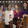 Zsche Chuang Rimbo Wong, Shannon Lee, Gloria Ferry-Brennan, Andres Sanchez<br /> Beethoven Opus 18, No. 6