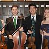 Erika Gray, Oliver Herbert, Kevin Lin, Ania Filochowska<br /> Beethoven Opus 18, No 5