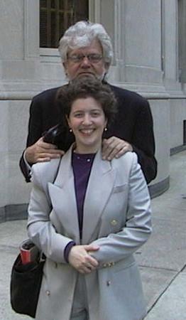 Amanda and Mikael - 1999