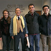 Georges Markow-Totevy with the Dover Quartet , November 4, 2013