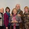 Staff Reception, December 8, 2014