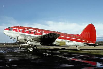 Fairbanks Air Curtiss C-46F-1-CU Commando N1651M (msn 22399) FAI (Christian Volpati Collection). Image: 942295.