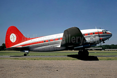 ARCO (Aerolineas Colonia) Curtiss C-46F-1-CU Commando CX-BAH (msn 22531) AEP (Christian Volpati). Image: 952230.