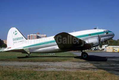 Shamrock Air Lines Curtiss C-46A-60-CK Commando N7769B (msn 471) ATL (Bruce Drum). Image: 103960.