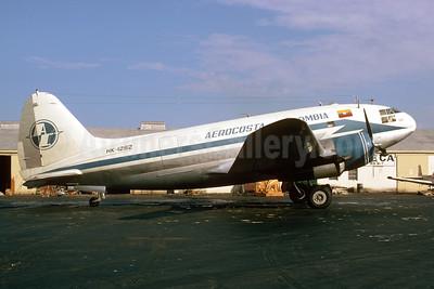 Aerocosta Colombia Curtiss C-46D-15-CU Commando HK-1282 (msn 33345) MIA (Bruce Drum). Image: 103517.