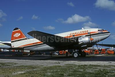 Challenge Air Transport-CAT Curtiss C-46F-CU Commando N9761Z (msn 22542) MIA (Bruce Drum). Image: 103466.