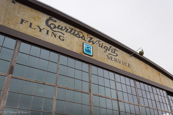 Curtiss-Wright Hangar