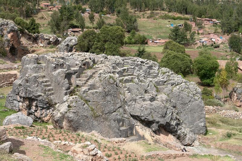 Sacsayhuaman.