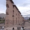 The Temple of Viracocha. On the main road between the Lake Titicaca Altiplano and Cusco.