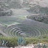 Circular terraces of Moray. There are 3 of these within a few hundred meter.