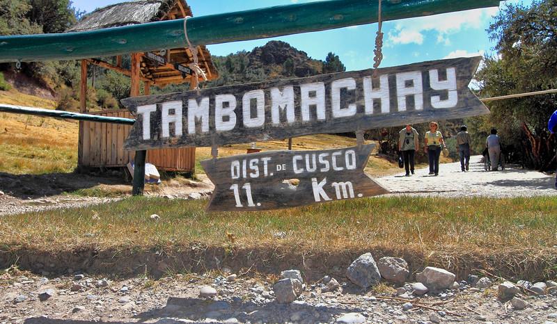 Ταμπομακάυ, Κούσκο (ΠΕΡΟΥ)