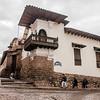 Heritage city Cusco, Peru