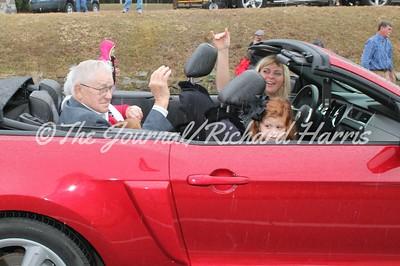 Cusseta Christmas Parade 2014