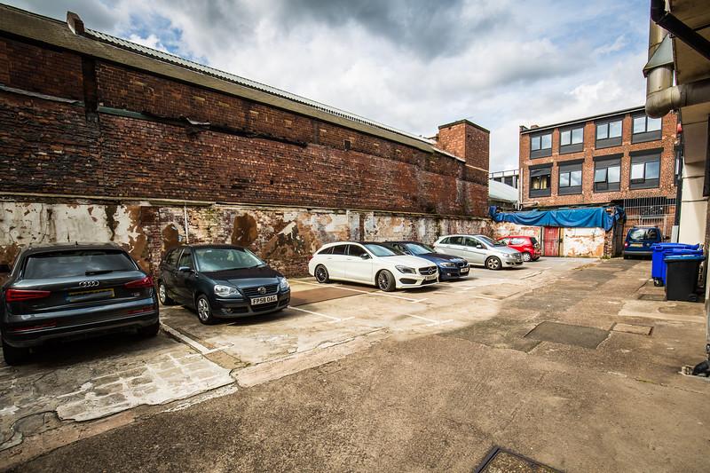 On site parking to immediate rear