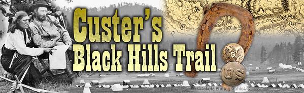 Custer's Black Hills Trail