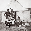 Custer & Indian Scouts