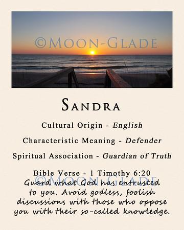 Sandra name
