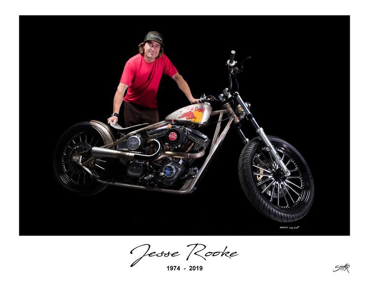 Jesse Rooke   1974 - 2019 Gone ... but never forgotten