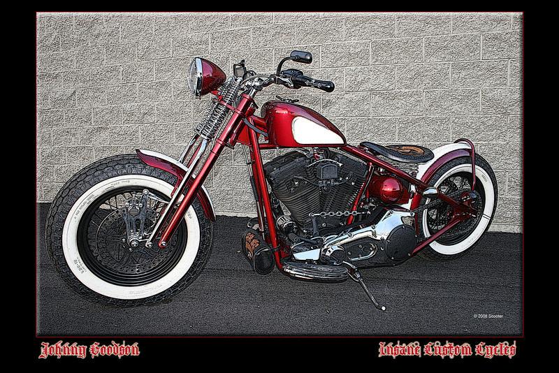 Johnny Goodson's Red Bobber