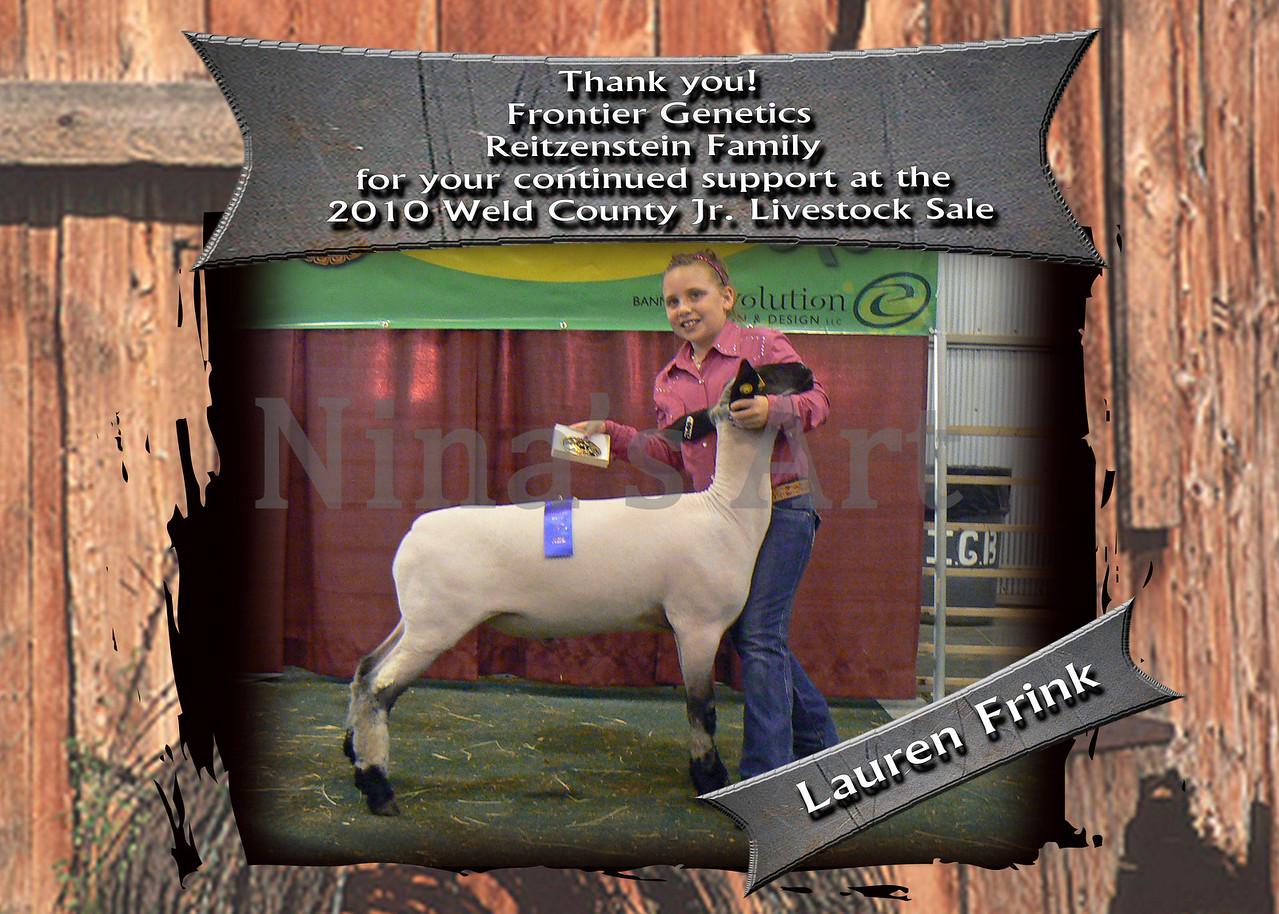 Lauren Frontier