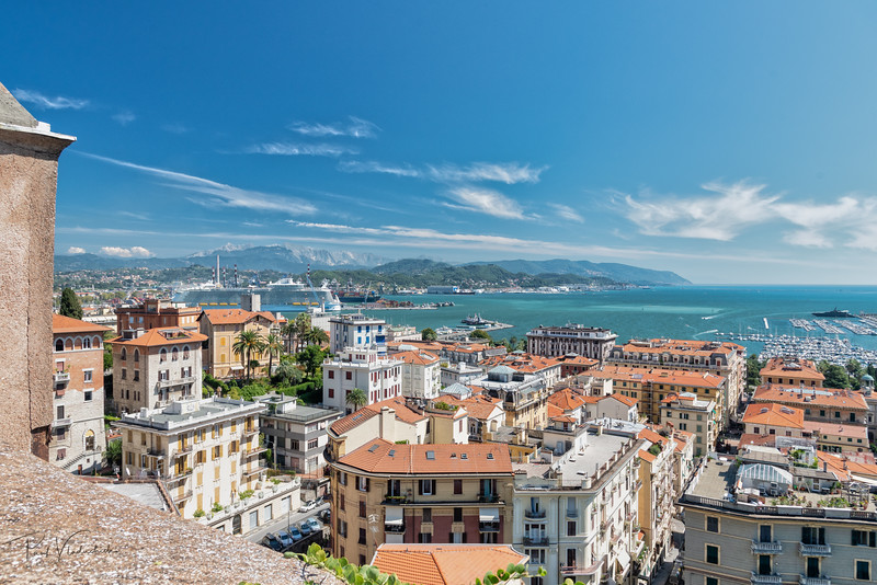 The Harbor - La Spezia Italy