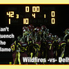 First Wildfire Shutout -  poster available $25 each