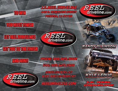 TRIFOLD 8.5X11 custom created for Reeldriveline.com