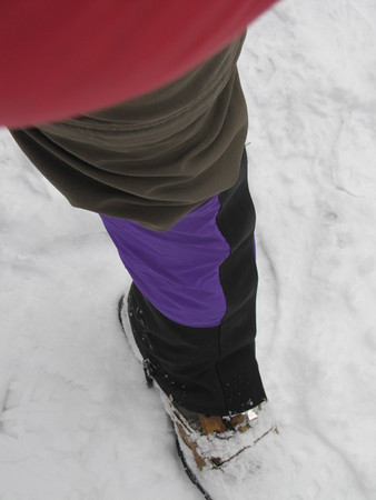 Custom Gaiters 3