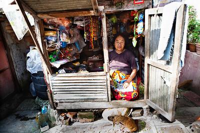 Street Vendor, Kathmandu, Nepal