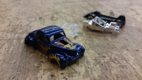 Custom Hotwheels 2