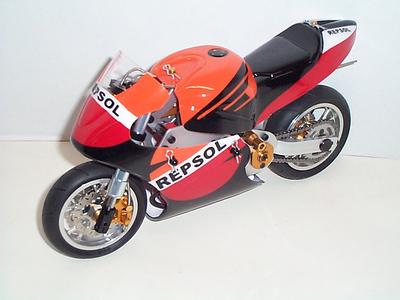 R/C Motorcycles