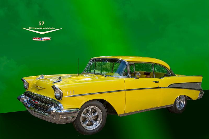 Restored '57 Chevy