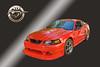 Mustang 40th Anniversary 2004