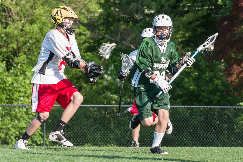 3653 . Virginia Lacrosse, Robious vs Benedictine, Middle Schools. 5/9/2013, Abby Field, near Richmond