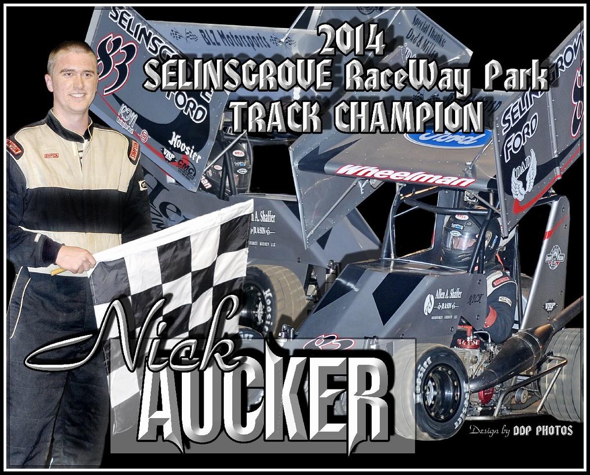Nick Accker Champ
