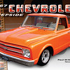 This is the front of the business card for Paul DiSilvestro's award winning '67 Chevy Pickup.