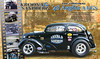 This is Dave Kroona's '48 Anglia that's part of the Kroona & Sandberg Racing Team.