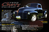 "Dave Harrington's 52 Chevy pickup was chosen as one of the ""Hot Picks"" by John Shapiro of the ""Cruisin' Times Magazine"". This is one of those never-ending projects. See Dave at the Saturday night cruise in Middlefield at...Harrington Square Shopping Center.  Hmmmm..."