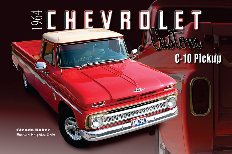 This is Glenda Baker's '64 Chevy pickup.  Another part of the Baker Collection in Hudson.