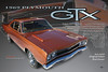 Tim Friend was more than helpful when it came time to shoot his outstanding Copper Metallic Plymouth GTX.  With  an outside temperature approaching a steamy 18 degrees, we shot more than 30 pictures of his car and this is the result.  Look for Tim at the Main car show at the end of February into March at the IX Center and at the Cleveland Auto Rama.  Thanks, Tim.