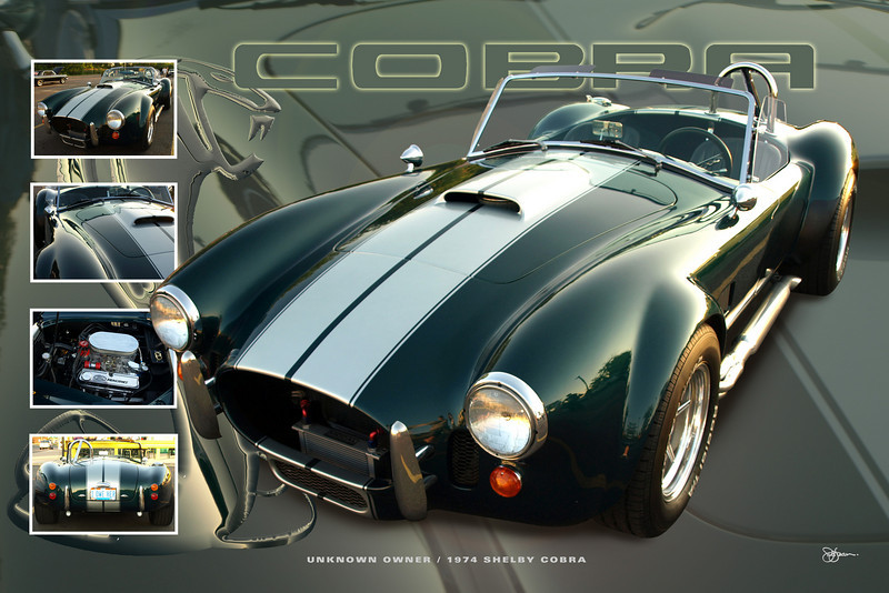 I'm still looking for the owner of this outstanding Cobra.  If you recognize it or know the owner, let me know.   Thanks.