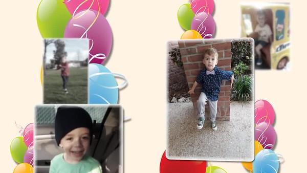 Logan turns 5
