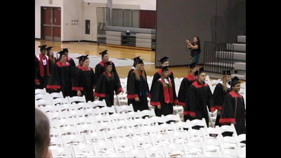2013 Graduation at Blue Valley West High School