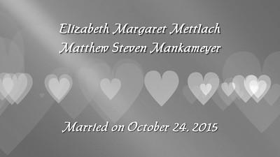 Beth and Matt Wedding Slideshow