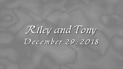 Riley and Tony