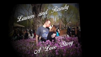 Lauren and Randy